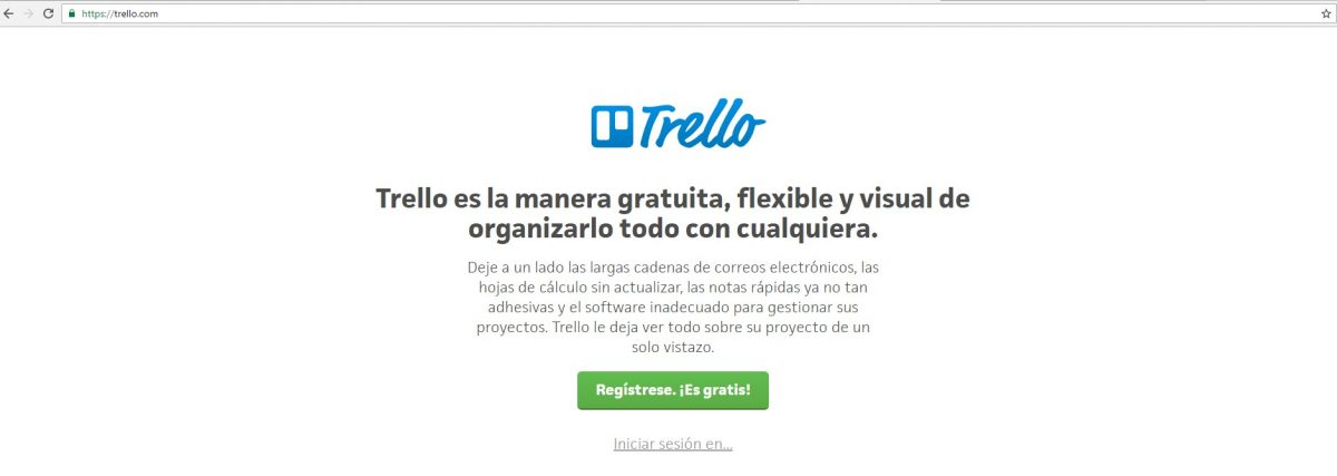 Trello. Post 1. Empezando con Trello